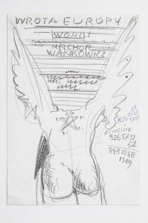 Franciszek STAROWIEYSKI (1930-2009), Projekt plakatu oraz plakat do filmu