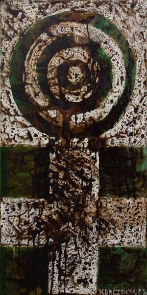 Bogdan KORCZOWSKI (ur. 1954), Lettre a Malevitz, 1985