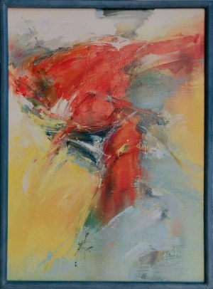 Klaudiusz Abramski - Abstrakcja