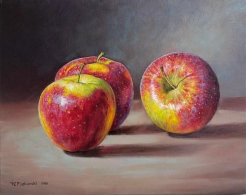 Wojciech Piekarski, Trzy jabłka