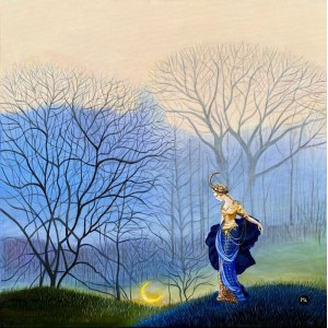 Magdalena Zalewska, W świetle księżyca