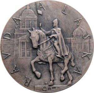 Československo - medaile s portrétem Václava Havla