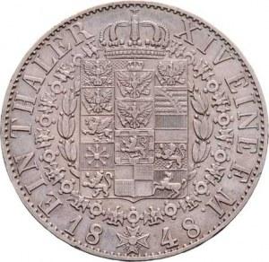 Prusko - král., Friedrich Wilhelm IV., 1840 - 1861