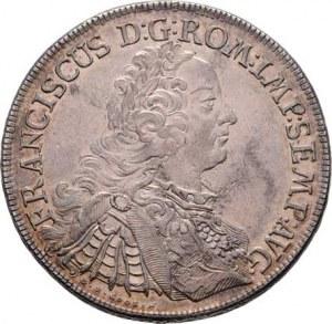 Řezno, František I., 1745 - 1765
