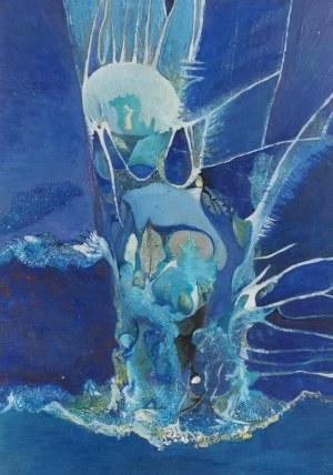 Erna ROSENSTEIN (1913-2004), Kompozycja morska, 1967