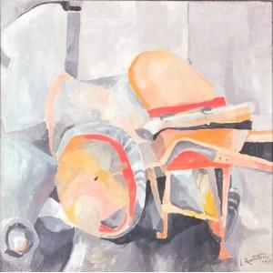 Erna ROSENSTEIN (1913-2004), Bez tytułu, 1966