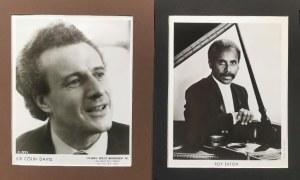 Ken HOWARD, XX w. / Fotograf nieznany, Para fotografii: Roy Elton i Colin Davis