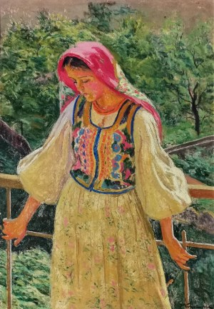 Józef KRASNOWOLSKI (1879-1939), Małe smuteczki