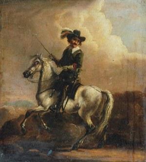 Aleksander ORŁOWSKI (1777-1832), Na koniu