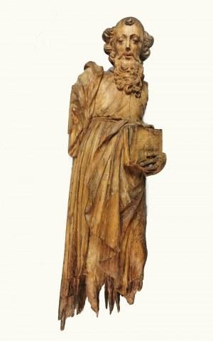 Figura niezidentyfikowanego Świętego z Księgą