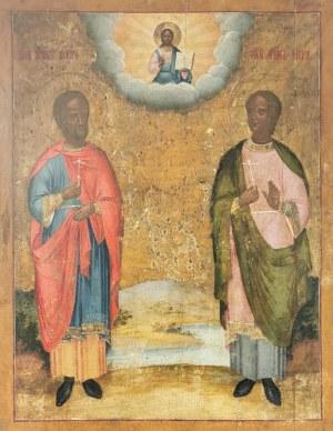 Ikona Św. Flor i Laur