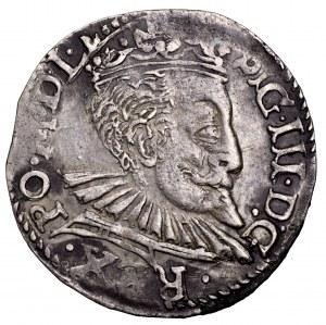 Zygmunt III Waza, trojak 1598, Lublin