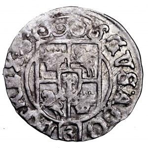 Gustaw Adolf, półtorak 1635, Elbląg - rzadkość