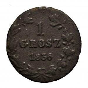 Królestwo Polskie, grosz 1825 IB