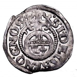 Pomorze, Ks. wołogoskie, Filip Juliusz, grosz 1611, Nowopole (Franzburg)