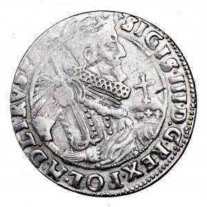 Zygmunt III Waza, ort 1624, Bydgoszcz- PRVS M