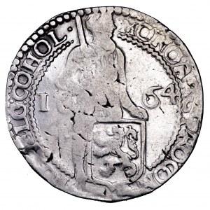 Niderlandy, Republika Holenderska, silverducat 1664