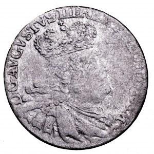 August III Sas, szóstak 1756 EC, Lipsk