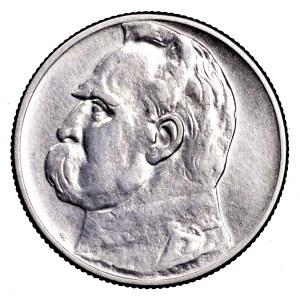 II Rzeczpospolita, 2 złote 1934, Piłsudski - śliczne