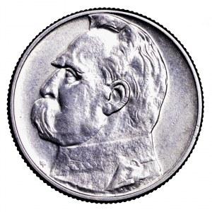 II Rzeczpospolita, 2 złote 1934, Piłsudski - piękne