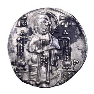 Włochy, Wenecja, Pietro Gradenigo, grosz 1289-1311