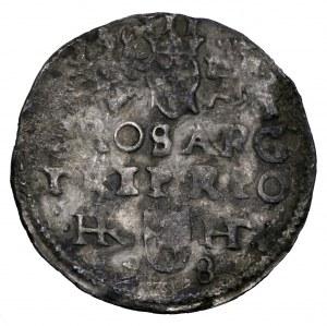 Zygmunt III Waza, trojak 1598 HR-HT, Wschowa- rzadki