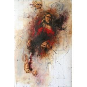 Adam NOWACKI, Jupiter (inspired by F. Primaticcio), 2019 r.