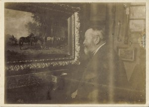Styka Jan, fotografia ok. 1890 r.