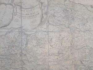 [Mapa Polski i Litwy] Folino Bartolomeo 1770