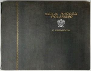 Dzieje narodu polskiego w obrazach - Teka 1922