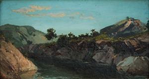 Hiacynt Alchimowicz, Pejzaż