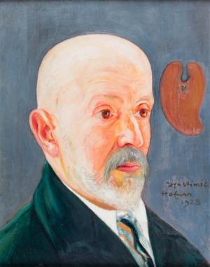 Wlastimil Hofman, JACEK MALCZEWSKI, 1928