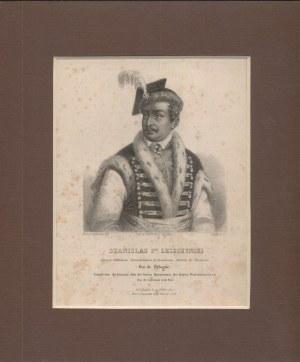 Leszczyński Stanisław, staloryt