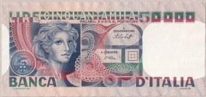 Italy  50000 Lire 1978 Banknote. P...