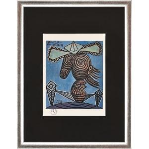 Pablo Picasso (1881-1973), Figure surreal, 1946