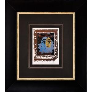 Pablo Picasso (1881-1973), litografia / 23 x 16,5 cm [w świetle passe-partout]