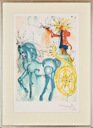 Salvador Dali (1904-1989), Z cyklu Dalinean Horses: