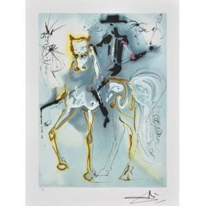 Salvador Dali (1904-1989), Z cyklu Dalinean Horses: Le picador