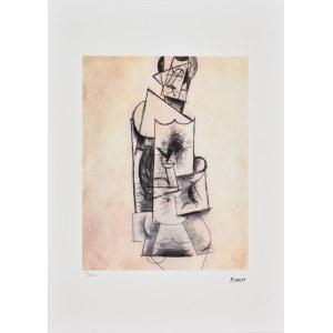 Pablo Picasso (1881-1973), Figure cubiste 1986