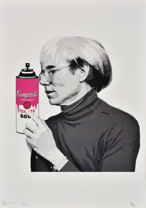 Death Nyc, Andy Warhol, 2018