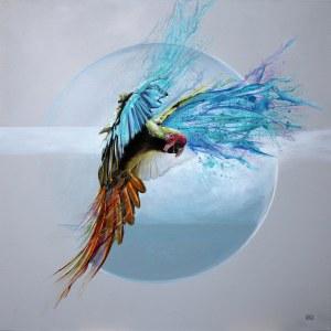 Ewa Grajnert-Hałupka, Ptak sprzedajny, 2020