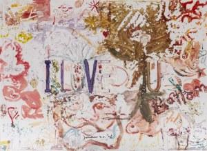 Yoko ONO, I LOVE U, 2006 r.