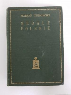 Gumowski Marjan MEDALE POLSKIE