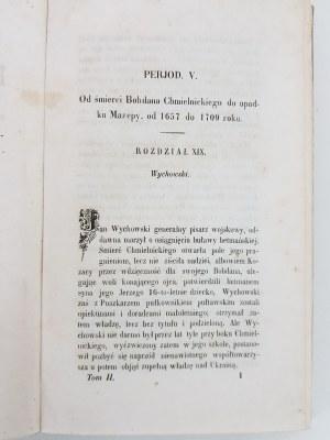 Czarnowski UKRAINA I ZAPOROŻE CZYLI HISTORYA KOZAKÓW