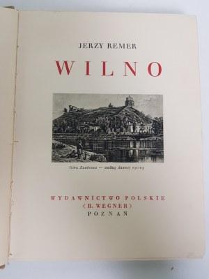 Remer Jerzy WILNO