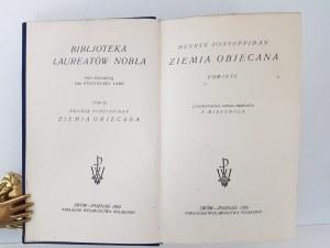 Pontoppidan Henryk ZIEMIA OBIECANA