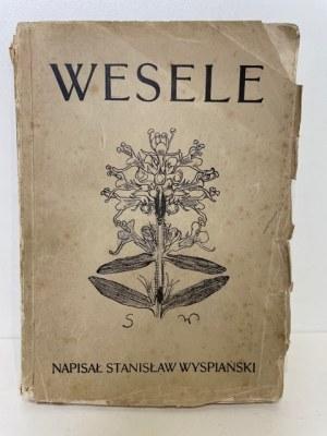Wyspiański Stanisław WESELE