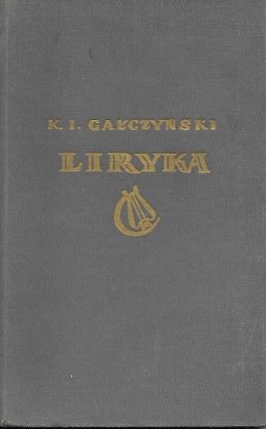 Gałczyński Konstanty Ildefons Liryka