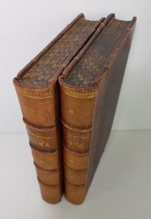 Krasiński Zygmunt Pisma Tom I - II
