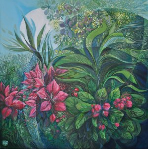 Anita Zofia Siuda (ur. 1974), Hortus, 2020